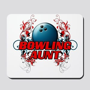 Bowling Aunt (cross) Mousepad