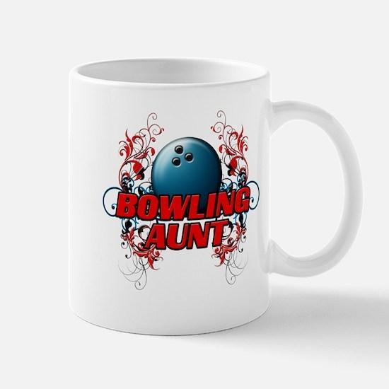 Bowling Aunt (cross).png Mug