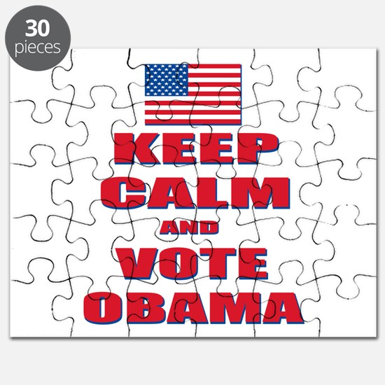 i love obama.png Puzzle