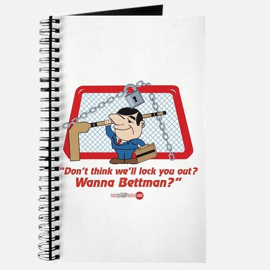 No Hockey Lockout Shirt 2 Journal