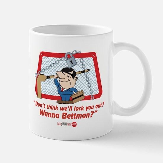 No Hockey Lockout Shirt 2 Mug