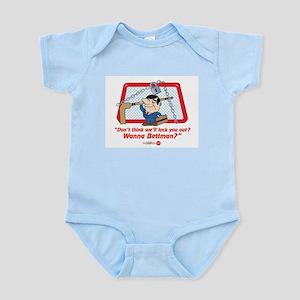 No Hockey Lockout Shirt 2 Infant Bodysuit