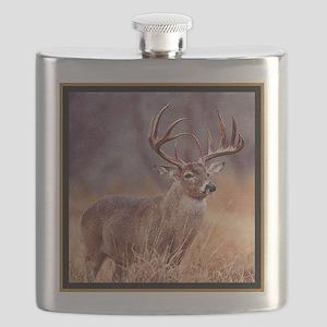 Wildlife Deer Buck Flask