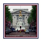 Buckingham Palace Tile Coaster