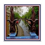Canal Tile Coaster