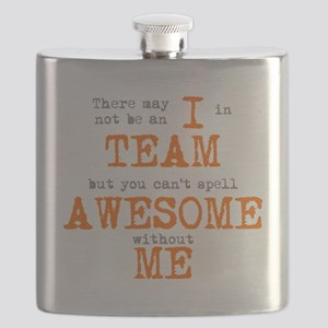 There's no AWESOME Without ME Flask