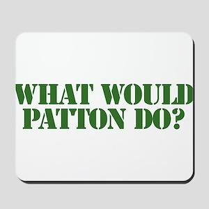 Patton Mousepad