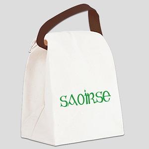 Saoirse Canvas Lunch Bag
