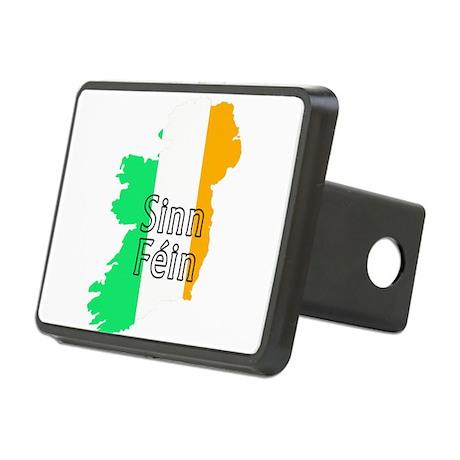 Sinn Féin Small Rectangular Hitch Cover