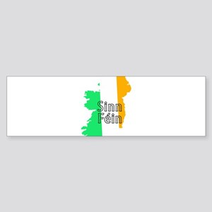 Sinn Féin Small Sticker (Bumper)