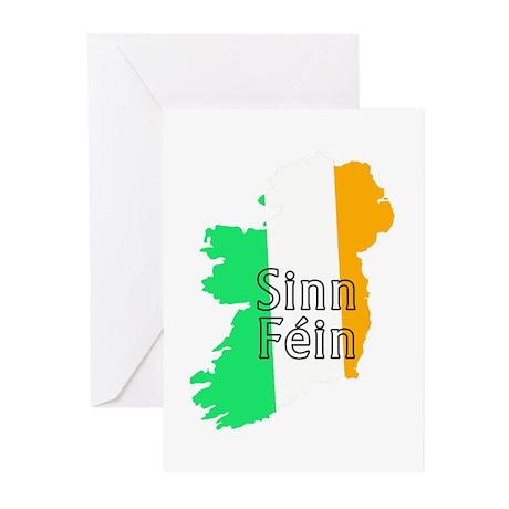 Sinn Féin Small Greeting Cards (Pk of 10)