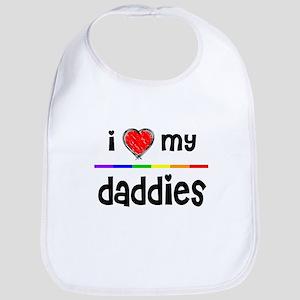 iheart daddies Bib