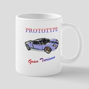 Gran Turismo, car Mug