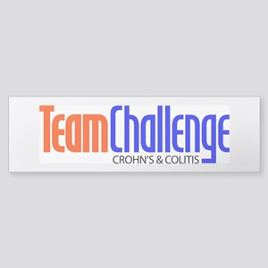 Team Challenge Sticker (Bumper)
