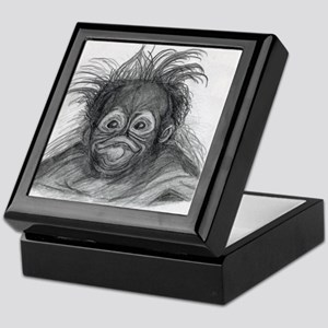 Orangutan Keepsake Box