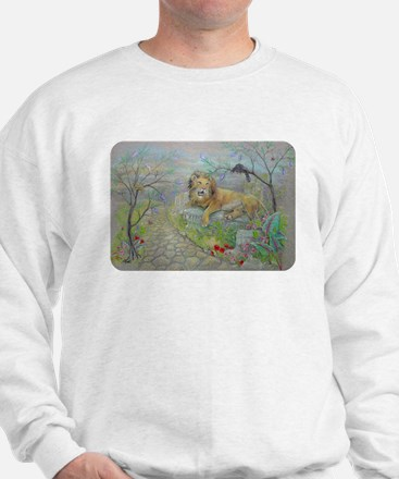 Storybook Lion Sweatshirt