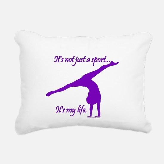 Gymnastics Pillow - Life