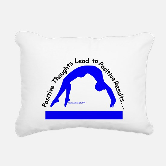 Gymnastics Pillow - Positive
