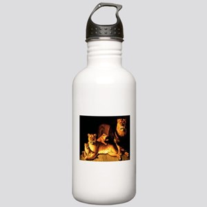 The Lion Family Stainless Water Bottle 1.0L