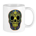 Colorful skull Mug