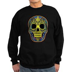 Colorful skull Sweatshirt (dark)