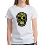 Colorful skull Women's T-Shirt