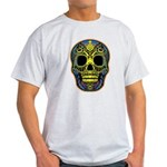 Colorful skull Light T-Shirt