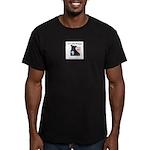 dec Men's Fitted T-Shirt (dark)
