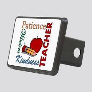 Teacher Rectangular Hitch Cover