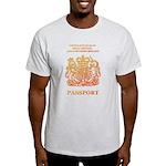 PASSPORT(UK) Light T-Shirt