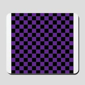 Large Simple Check Mousepad