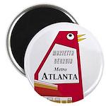 """Atlanta 2.25"""" Magnet (10 pack)"""