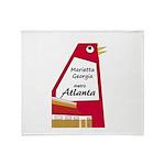 Atlanta Throw Blanket
