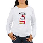 Atlanta Women's Long Sleeve T-Shirt