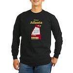 Atlanta Long Sleeve Dark T-Shirt