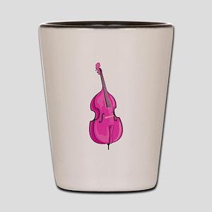 Double Bass Shot Glass