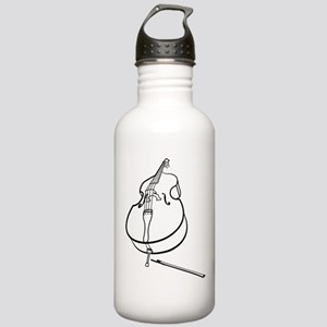 Double Bass Stainless Water Bottle 1.0L