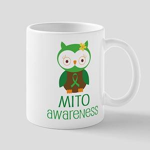 Mito Awareness Owl Mug