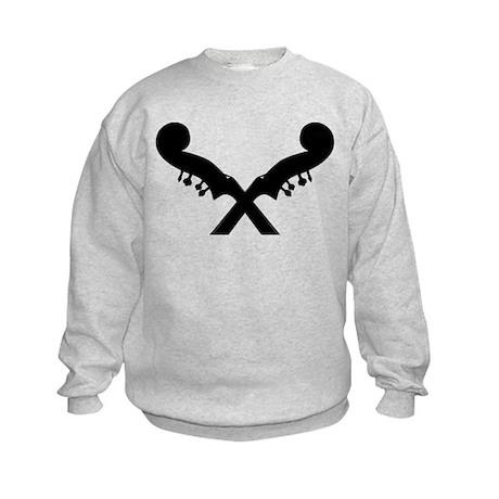 Double Bass Kids Sweatshirt