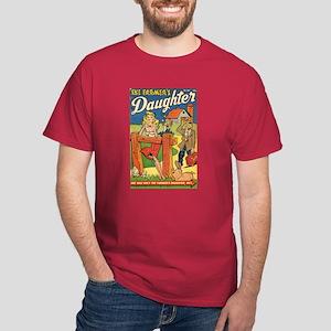 'Farmer's Daughter Comics #1 Dark T-Shirt