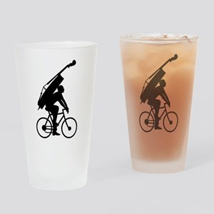Cycling Drinking Glass