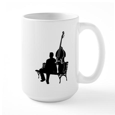 Waiting Large Mug