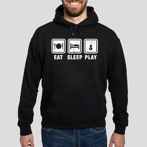 Eat Sleep Play Hoodie (dark)