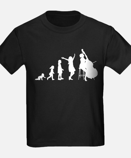 Double Bassist Evolution T