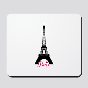 J'adore la France Mousepad