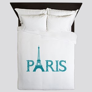 Paris Queen Duvet