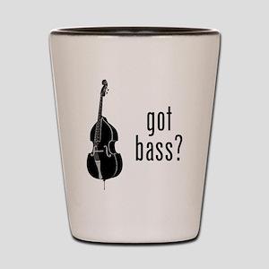 Got Bass? Shot Glass