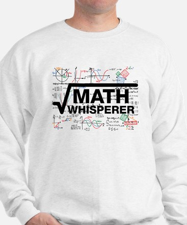 Math Whisperer Sweatshirt
