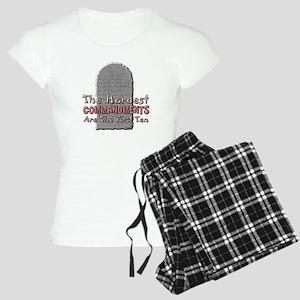 Commandments Women's Light Pajamas