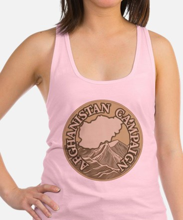 Afghanistan Campaign Racerback Tank Top